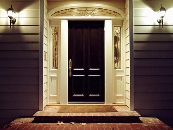 درب سیاه و سفید