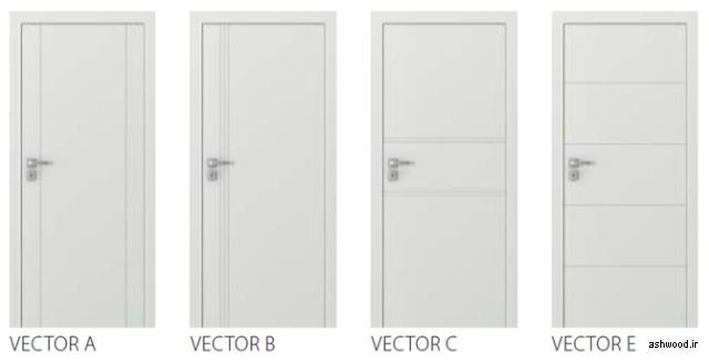 مقایسه انواع درب چوبی