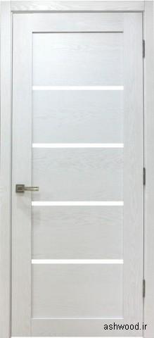 عکس درب چوبی مدرن