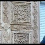 منبت کار چوب سفارشی تهران , استاد بهزاد محمد خانی