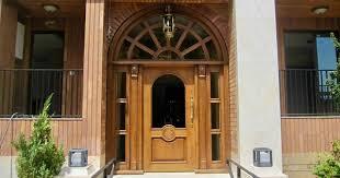 درب های زیبای ورودی