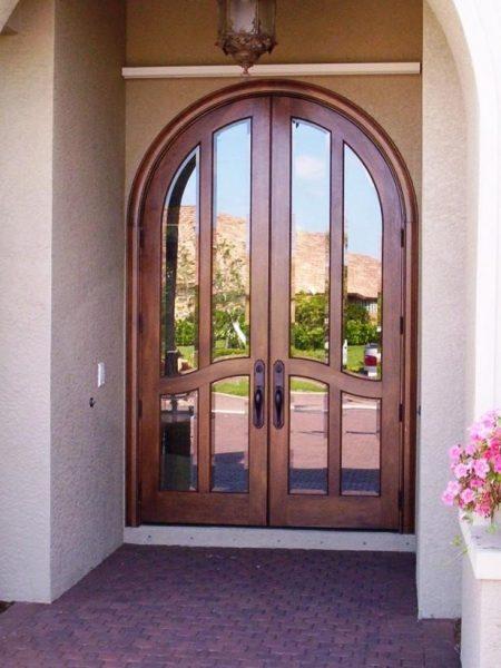 درب های فلزی