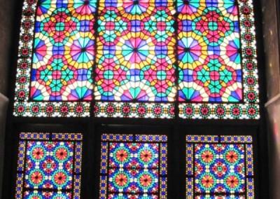 باغ ایرانی ، یزد ، باغ دولت آباد یزد