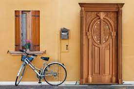 درب های چوبی زیبا برای منزل