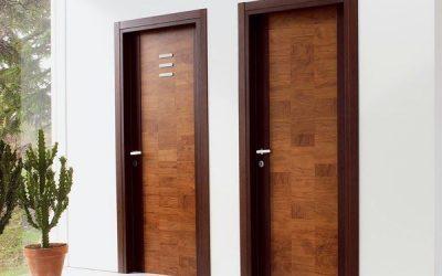 درب های چوبی و ساخت آنها