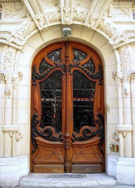 درب های کاخ