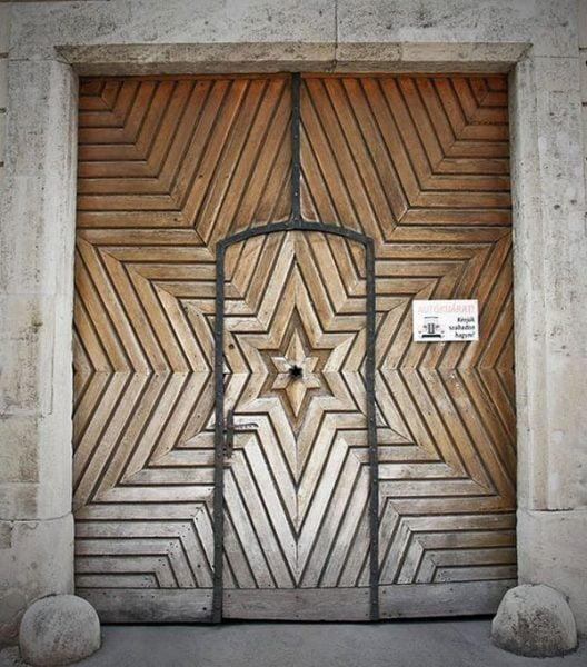 درب ورودی زیبا