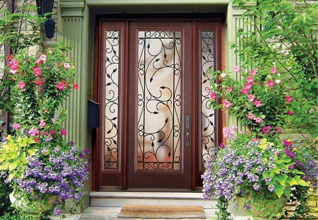 چه نوع درب ورودی برای شما مناسب است؟
