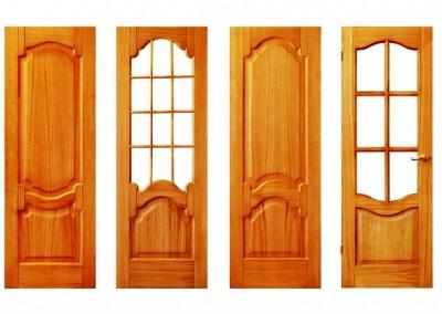 انواع درب و چهار چوب چوبی ، عکس درب