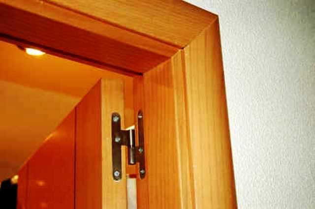 درب چوبی کاتالوگ و نمونه کار در چوبی