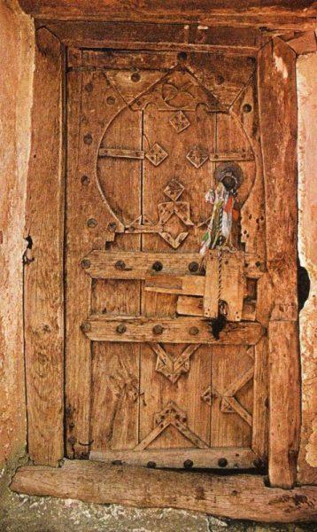 درهای چوبی