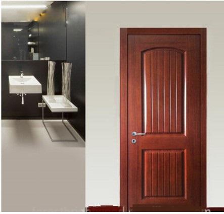 ایده و مدل درب چوبی