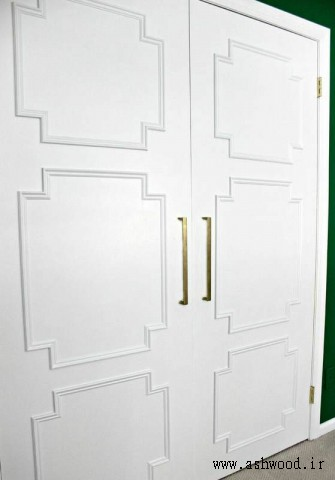 نکات مهم هنگام سفارش درب چوبی