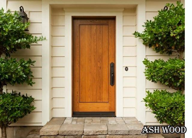 درب چوبی , درب چوبی ورودی, قیمت درب تمام چوب