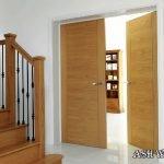 مدل درب چوبی جالب
