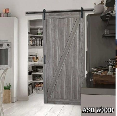 درب چوبی قفسه , درب انباری , درب چوبی