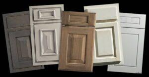 انواع مدل درب کابینت چوبی