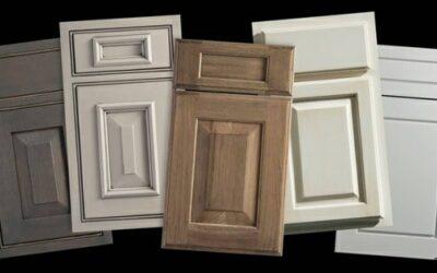 سَبک های مختلف درب کابینت , ایده و مدل های انواع درب کابینت