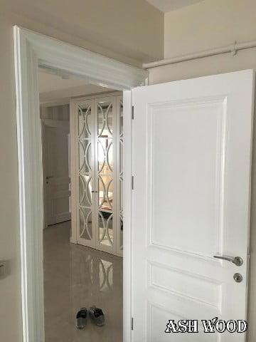 قیمت چهارچوب چوبی درب اتاق, عکس درب چوبی درب چوبی کلاسیک و لوکس