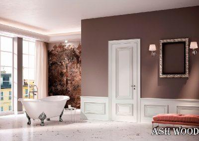 درب های چوبی سبک کلاسیک