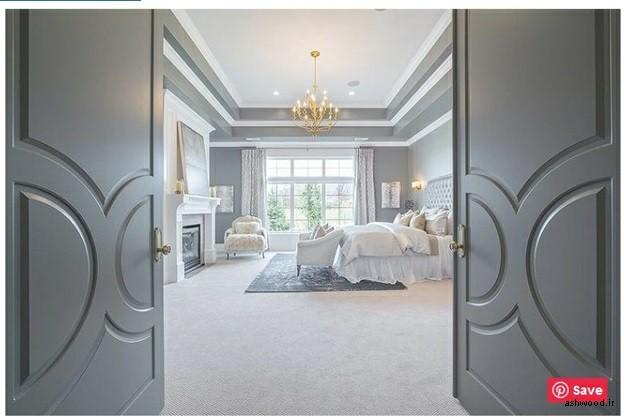راهنمای انتخاب بهترین در برای اتاق خواب شما