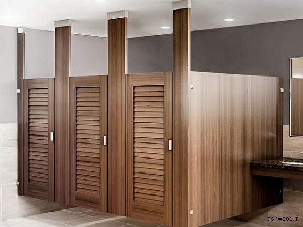 درب , انواع درب چوبی