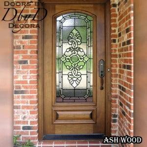 درب ورودی ساختمان , انواع چوب مناسب درب