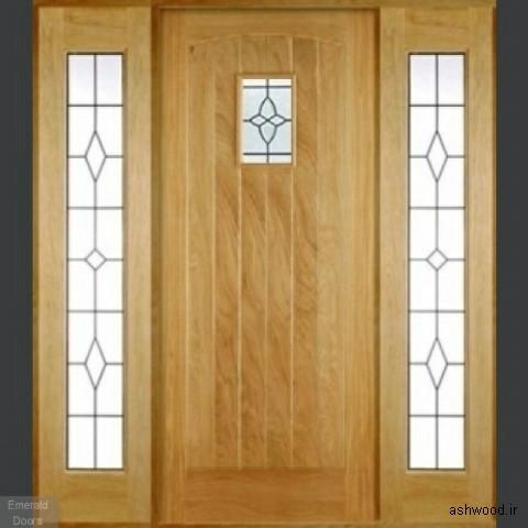 درب چوبی کم مصرف