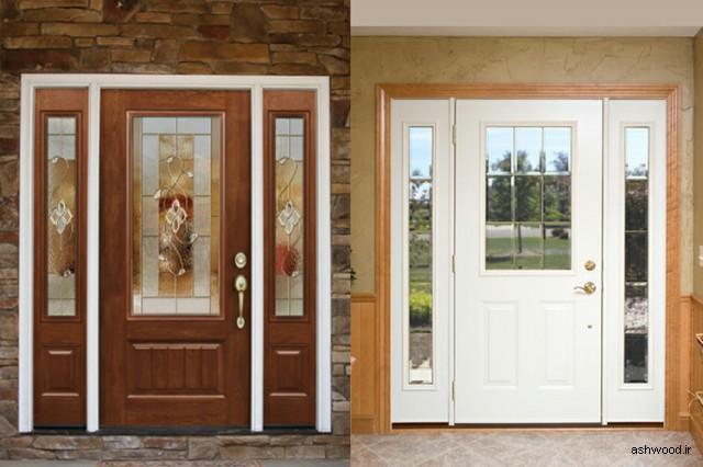 راهنمای انتخاب مواد در داخلی, متریال ساخت درب چوبی