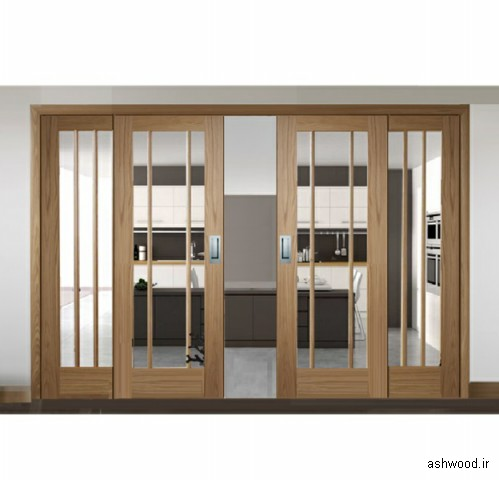 8 نوع در کشویی برای تقویت فضای داخلی و خارجی خانه