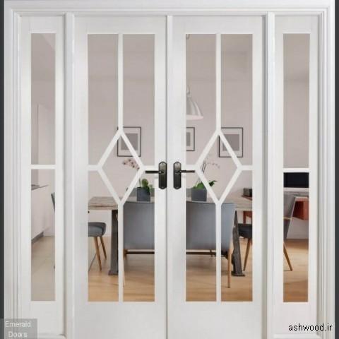 ایده هایی برای درب های داخلی منزل