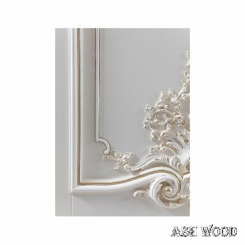 مدل و ایده درب چوبی کلاسیک سفارشی، دکوراسیون چوبی لوکس