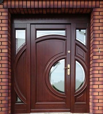 درهای چوبی مدرن