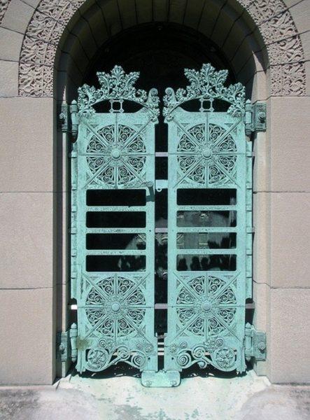 دروازه های فلزی