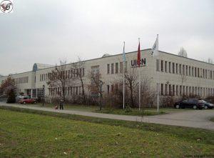 دفتر آییوسیان در ژنو