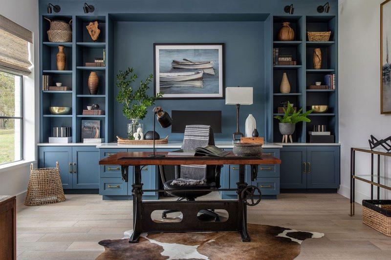 دفتر خانگی چوبی