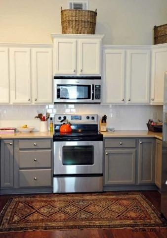 سبک دکوراسیون چوبی آشپزخانه