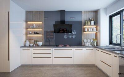 40 ایده های جالب برای قفسه و شلف آشپزخانه