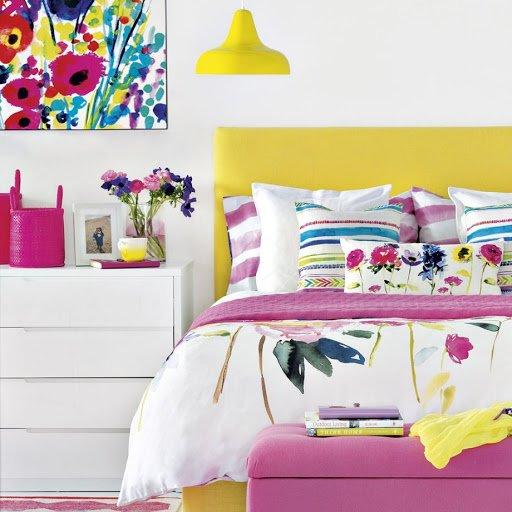 دکوراسیون اتاق خواب نوجوانان دختر