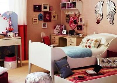 دکوراسیون اتاق نوجوان دختر