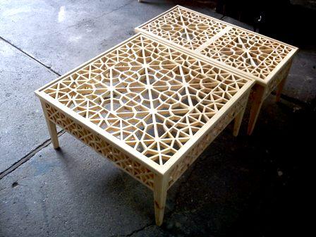 الگو های هندسی