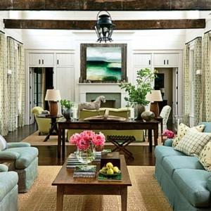 دکوراسیون سنتی اتاق پذیرایی ، دکوراسیون سنتی چوبی مبلمان چوبی به سبک سنتی