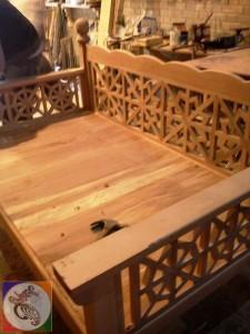 دکوراسیون سنتی ، تخت باغی و مبلمان سنتی ایرانی