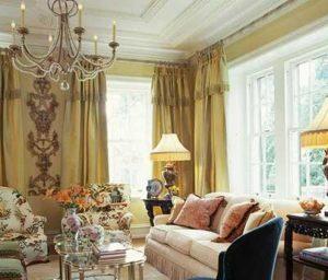 دکوراسیون منزل به سبک کلاسیک