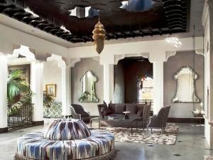 دکوراسیون و معماری به سبک مراکشی