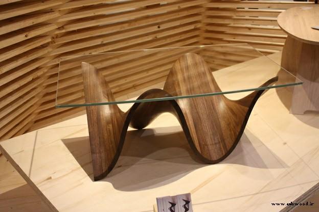 مبلمان چوبی شیک و طبیعی مخصوص هر اتاق, دکوراسیون چوبی جالب