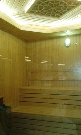 ساخت سونا و اتاق ورزش اتاق ورزش ساخت سونا