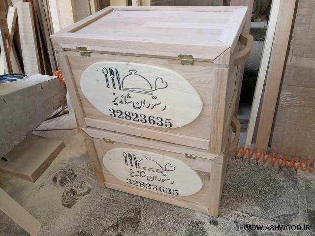 باکس چوبی , جعبه چوبی