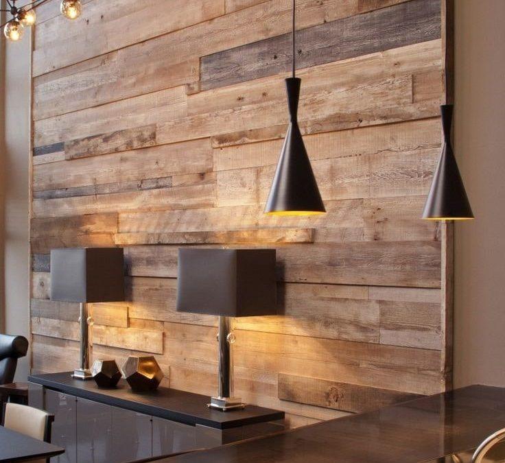 21 ایده منحصر به فرد دکوراسیون چوبی منزل