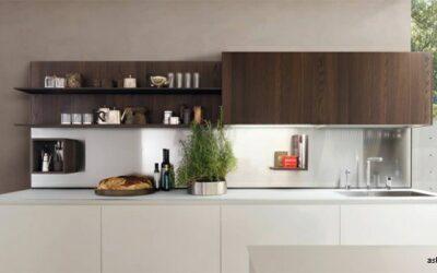 25 ایده سفید و چوبی برای آشپزخانه شما